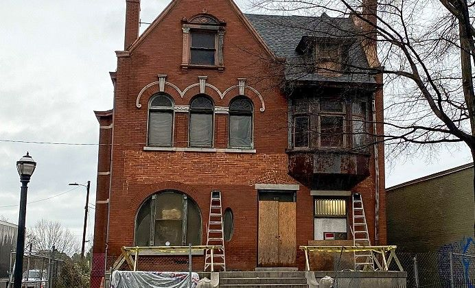Inman Park Properties plans rehab for historic Rufus M. Rose House